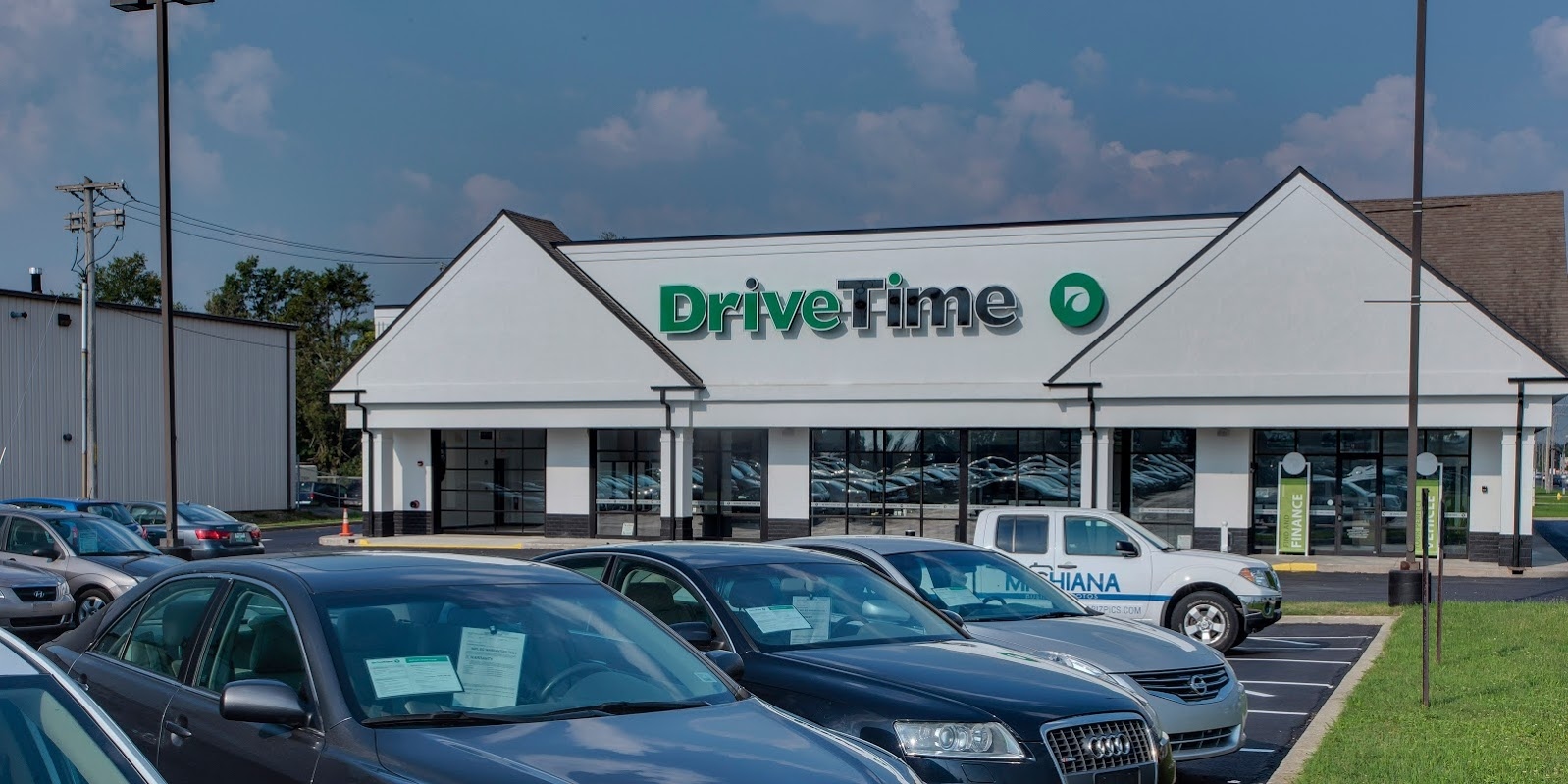 Drivetime Used Cars Mishawaka In