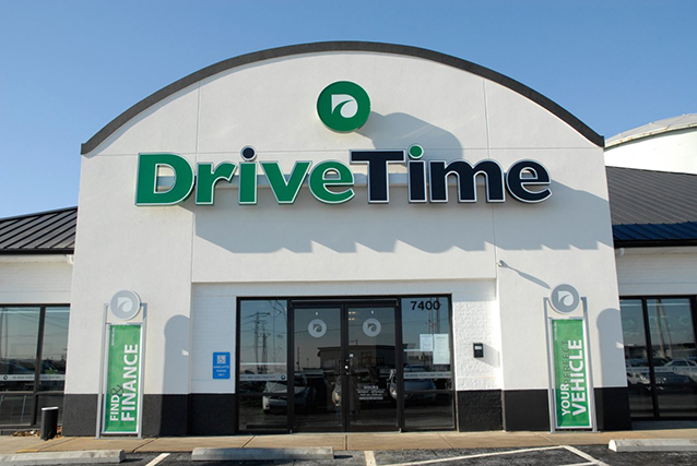 LINDBERGH DriveTime Dealership