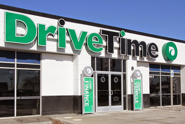 MARLOW HEIGHTS DriveTime Dealership
