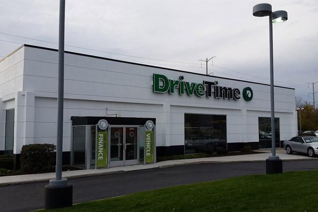 WENDOVER DriveTime Dealership
